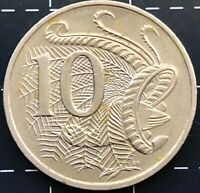 2011 AUSTRALIAN 10 CENT COIN - LOW MINTAGE