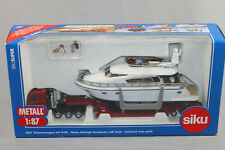Siku World 1//87 5504 casa de coche-nuevo embalaje original