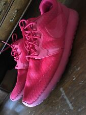 46c313b86cadd Nike Roshe One Hyperfuse Red Mens Athletic Shoes Size 12 Us