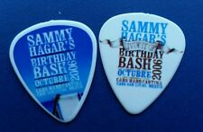 Sammy Hagar 2006 Birthday Bash Cabo Guitar pick