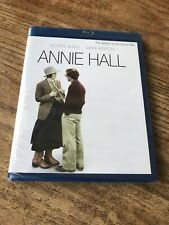 Annie Hall 1977 Blu-ray New Sealed Woody Allen Diane Keaton Romantic Comedy