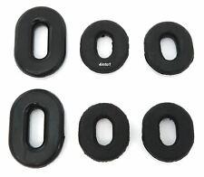 Side Cover Grommet Set - Honda XL100S CB400T/450T GL650 CB750K