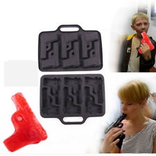 Cool Cream Party Bar Supply Baking Silicone Mold Tray Gun Mould Ice Cube Maker