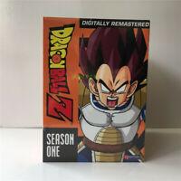 Dragon Ball Z The Complete Series Season 1-9 HD DVD 54-Disc Box Set English