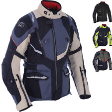 Oxford Montreal 3.0 Waterproof Motorcycle Motorbike Touring Jacket - Black/fluo L Tm171202l