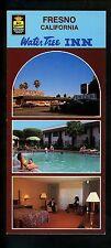 Oversized postcard California CA Fresno Best Western Water Tree Inn