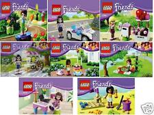 Lego Friends Exklusivsets *2013* 30100 30101 30102 30103 30105 30106 30107 30108
