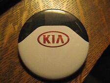 Kia Motors Corporation Korean Car Auto Advertisement Pocket Lipstick Mirror