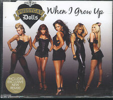 PUSSYCAT DOLLS - WHEN I GROW UP - CD SINGLE ( COME NUOVO )