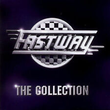 Fastway The Collection CD 80's Heavy Metal Hard Rock Fast Eddie Clarke