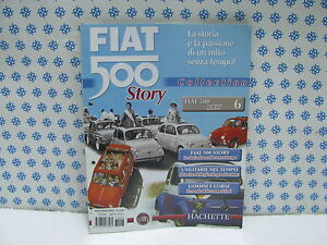 FIAT  500  Story                    -  Hachette