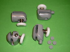 Shower Door Rollers, Wheels, Runners. 4 x SR07