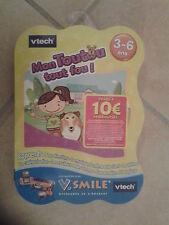21947 // MON TOUTOU TOUT FOU CONSOLE V.SMILE VTECH NEUF