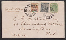 Transvaal Sc 166, 246, CGH 41 on 1937 Last Day Cover VF