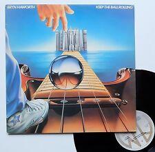 "Vinyle 33T Bryn Haworth  ""Keep the ball rolling"""