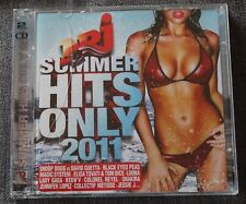 NRJ summer hits only 2011 - snoop dogg guetta lady gaga shakira ect ..., 2CD