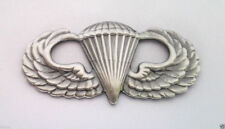 US Army Paratrooper Airborne Wings Military Veteran Hat Pin 16317 HO