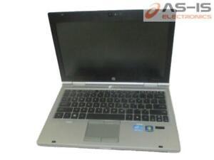 "*AS IS* HP EliteBook 2560p 12.5"" i5-2250M 2.5GHz 6GB DVDRW NoHD BIOS Lock Laptop"