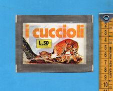 I CUCCIOLI - BUSTINA FIGURINE ANCORA CHIUSA - (A) EDI OLIMPIA / EDI RAF 1976