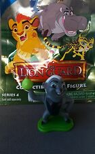 THE LION GUARD BUNGA w BAOBAB mini bag figure Just Play 2016 Disney Jr. Series 4