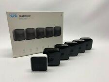 Blink Outdoor (3rd Generation) Security Camera - 5 Camera Kit (B086DKGCFP)