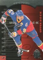 2013-14 (BLUES) SP Authentic 1993-94 SP Retro Silver Skates #R1 Wayne Gretzky