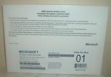 Microsoft Windows Server Standard 2008 R2 64-Bit 1 - 4 CPU, 5CALs OEM P73-05128