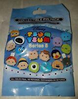 Disney Pins Tsum Tsum Series 5 Pixar Mystery Pin Pack NEW RELEASE FREE SHIP