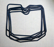 5 Pack Float Bowl Gaskets Replaces 27577-88 James Gaskets Early Keihin Carbs
