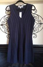 nwt cupcakes and cashmere stretch knit medium Dress sleeveless $115