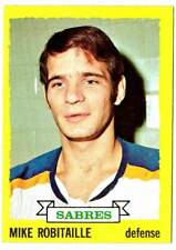 1973-74 Topps MIKE ROBITAILLE (ex+) Buffalo Sabres