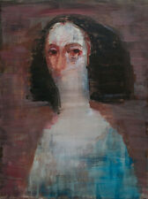 My Smile_Old Masters Inspired Contemporary Art_Original Painting Pojani ipalbus