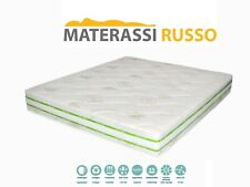 MATERASSO MATRIMONIALE 160X190 H22 CM 9 ZONE DIFFERENZIATE IN WATER MEMORY FOAM