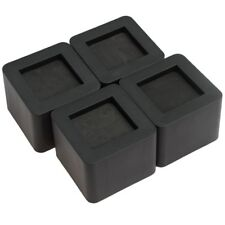 Heavy Duty Bed Risers Set Chair Furniture Lifter Elephant Feet Aid Load 1000KG