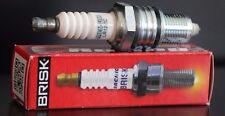 1 Brisk LR12ZC Spark Plug Yamaha XS400 400 HL500 500 SR500 XT500 XV535 XJ650