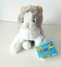 Webkinz Lil Kinz Grey Cat Brand New Sealed Unused Code