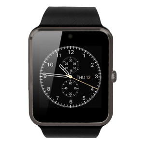 Latest Smart Wrist Watch with Camera For iPhone X Samsung S10 S9 S8 Note 8 LG G8