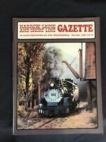Narrow Gauge and Short Line Gazette November / December 1987
