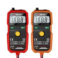 Digital Multimeter Transistor Capacitor Tester Electrical Capacitance Test Meter