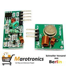 433Mhz RF Wireless Transmitter Receiver Module für Arduino Sender Empfänger