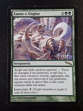 ZANNE E UNGHIE TOOTH AND NAIL ITA  - MTG MAGIC [MF]