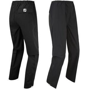 FootJoy Mens HydroLite Waterproof Golf Rain Performance Trousers