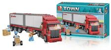 Sluban Elements Town - Camion Container