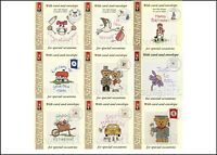 Mouseloft Stitchlets Cross Stitch Kits Greetings Cards Wedding Baby New Home