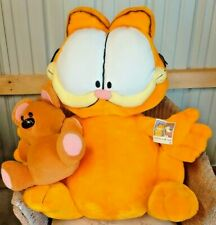 Huge Plush Garfield & Pokey Stuffed Animal Giant Jumbo New Nwt Odie Paws 31'