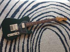 Vintage Telecaster HH Electric Guitar Green