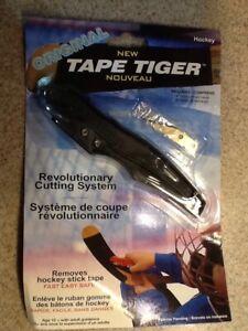 Original Tape Tiger Pro Hockey Tape Removal Tool    New