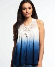 Camisas y tops de mujer Superdry 100% algodón