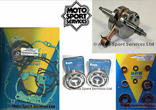KX 85 14-19 Mitaka Bottom End Engine Rebuild Kit Crank Mains Gasket Seal Kit