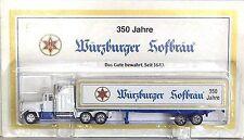Würzburger Hofbräu Biertruck-Nr. 02 - Kenworth W900B SZ - KW 50 € - (OVP)  RAR!
